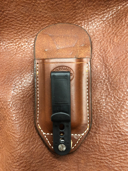 Azle Tuckable Mag Holder for 290- Saddle Brown
