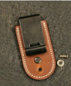 Jumbo Belt Clip for Tuckable Holsters