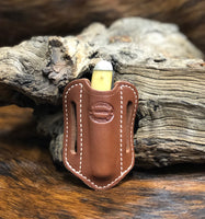 High Ride Knife Sheath for Trapper