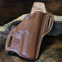 "In-Stock Bodyguard Holster for Sig Sauer P320 X 5""- (Saddle Brown) RH"