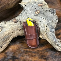 Cowboy Knife Sheath for Jumbo Trapper