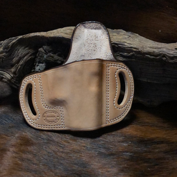 In-Stock Belt Slide Holster for Glock 42- (Natural)RH