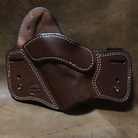 Azle Dual Carry Holster for Beretta PX4 Subcompact- (Saddle Brown) LH