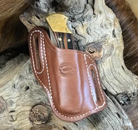 Forward Slant Knife Sheath for Buck 110/112