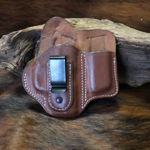 In-Stock TCC Holster for Springfield 911- (Saddle Brown) RH