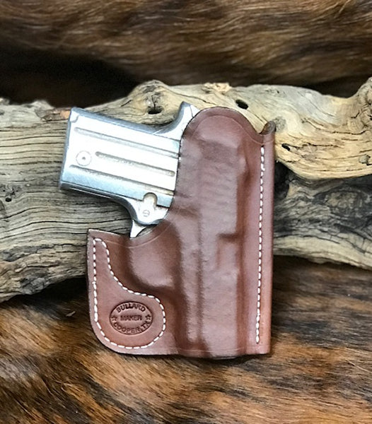 A CUSTOM FIT TO YOUR GUN-POCKET HOLSTER