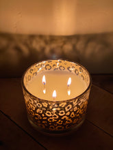 Load image into Gallery viewer, Wild Thing | Leopard Print Candle | 12 oz Coconut Wax