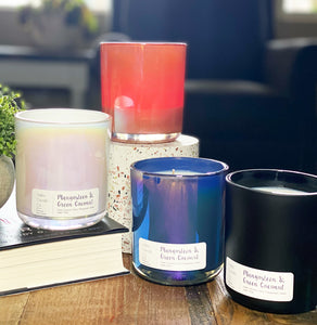 Refill of the Aura Candles
