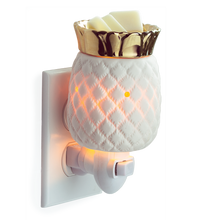 Load image into Gallery viewer, Pineapple Pluggable | Wax Warmer | Wax Melter