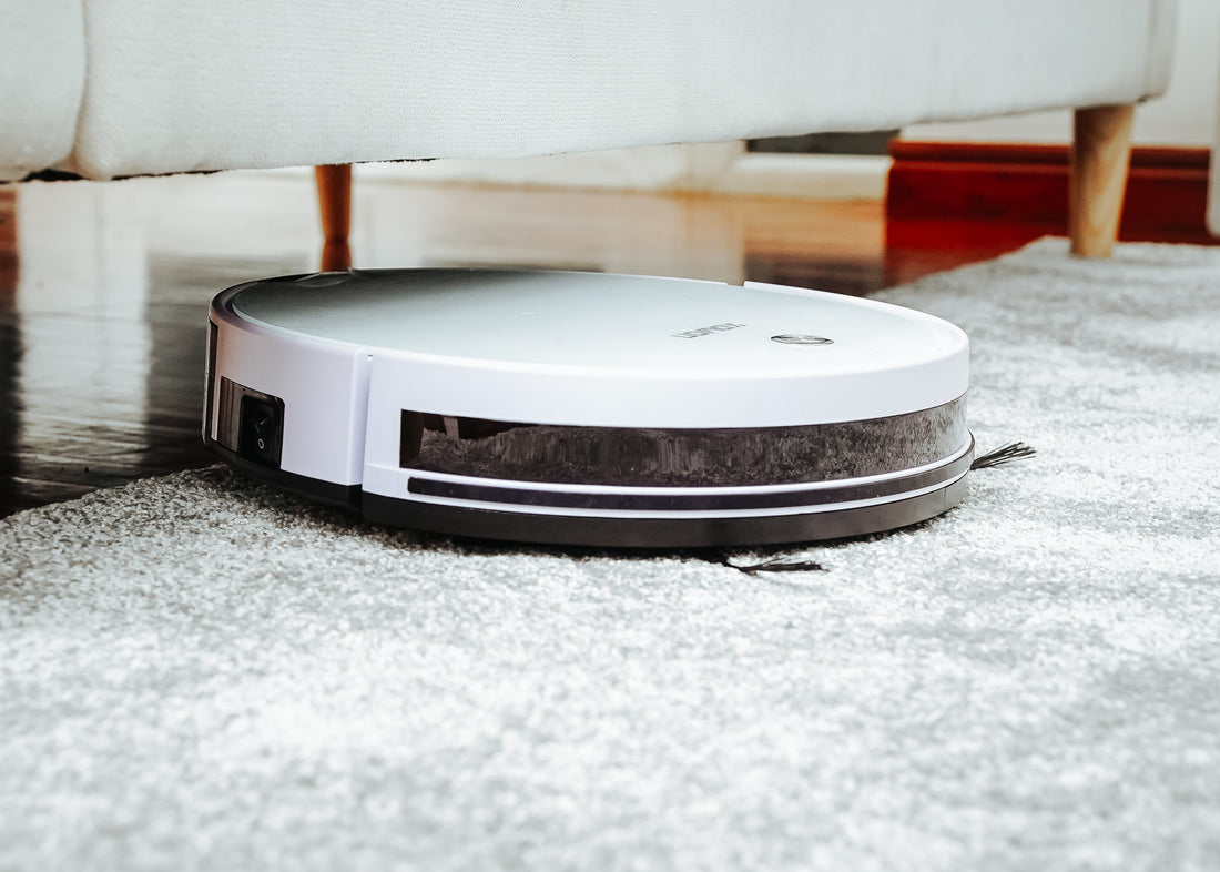 Robot vacuums are life!