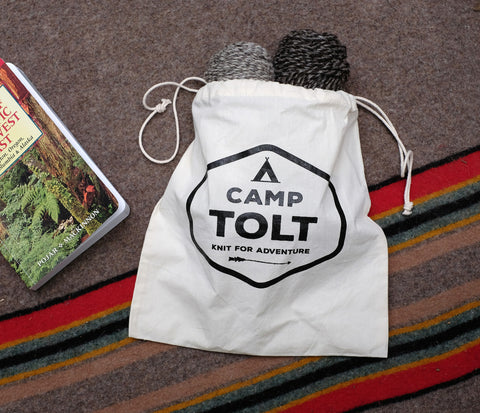 Camp Tolt Project Bag