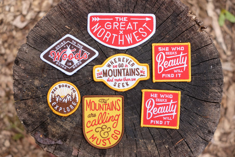 Kimberlin Co. Patches