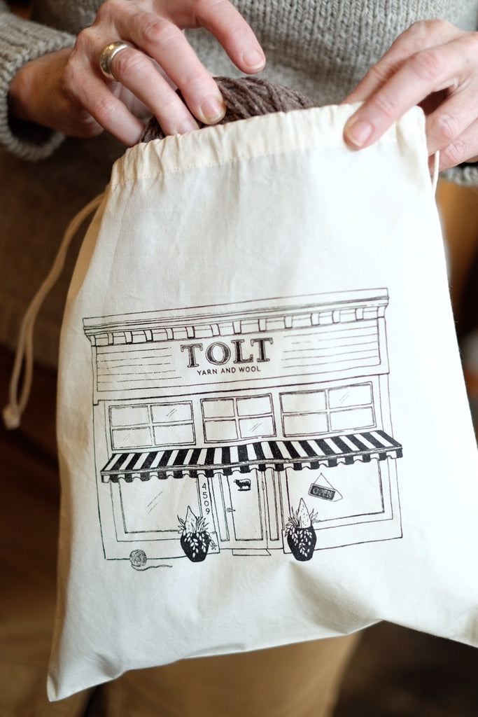 Tolt Storefront Project Bag