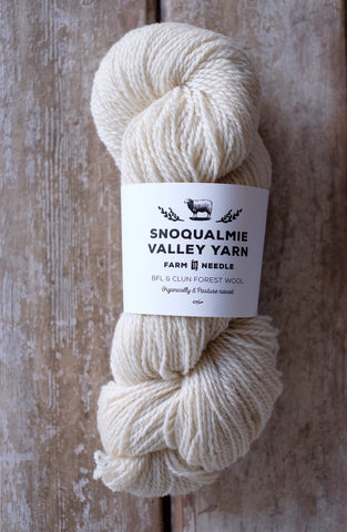 Snoqualmie Valley Yarn