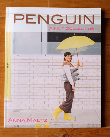 Penguin: A Knit Collection, by Anna Maltz