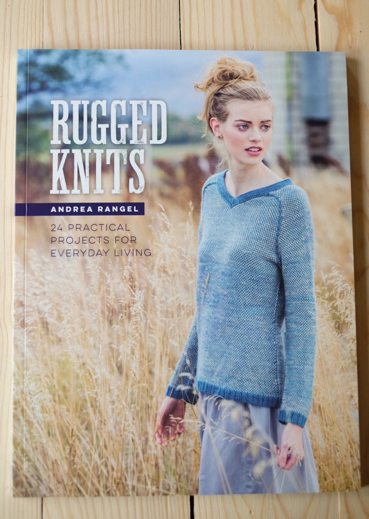 Rugged Knits, by Andrea Rangel