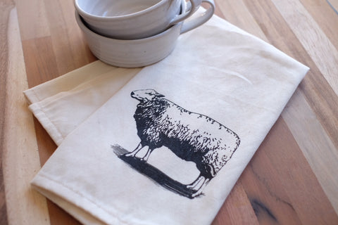 Tolt Sheep Tea Towel