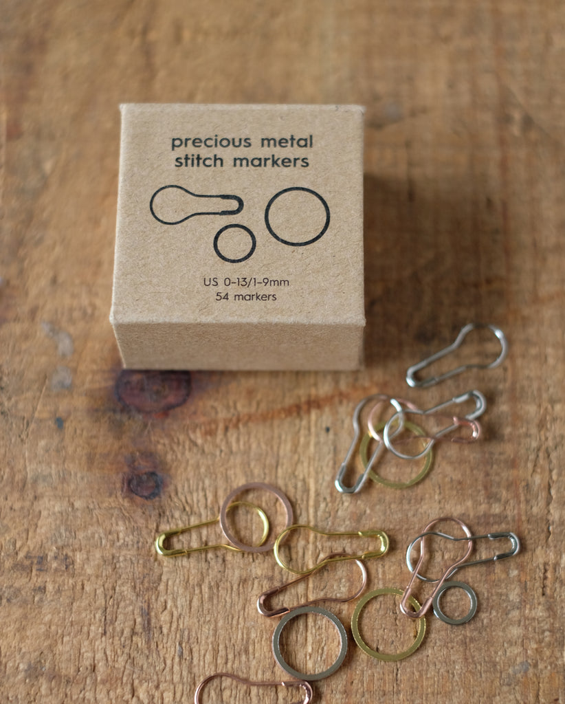 Cocoknits, Precious Metal Stitch Markers