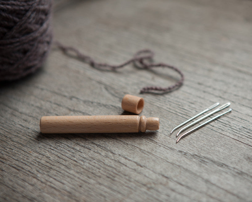 Tolt Tapestry Needles in Wood Case