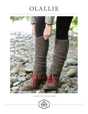 Camp Tolt, Olallie Legwarmers, Free PDF Download