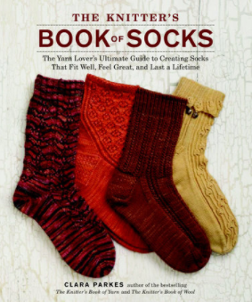 The Knitter's Book of Socks, by Clara Parkes