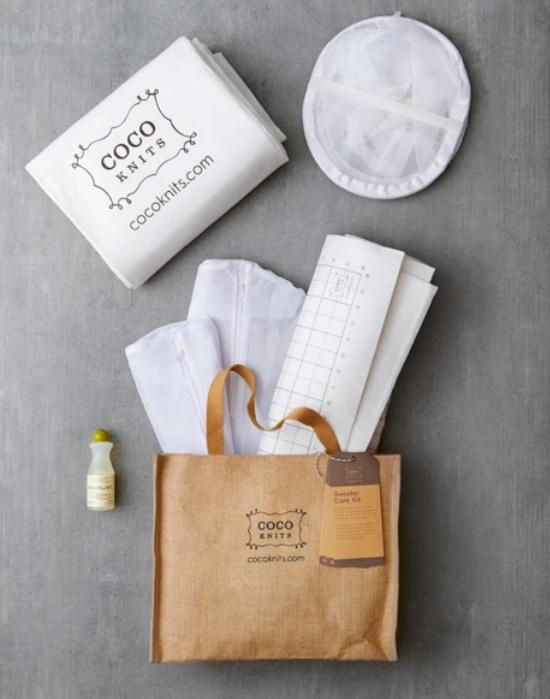Cocoknits, Sweater Care Kit