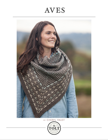 Aves Shawl, PDF Download