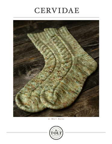 Cervidae Socks, PDF Download