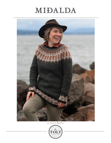 Miðalda Pullover - PDF Download