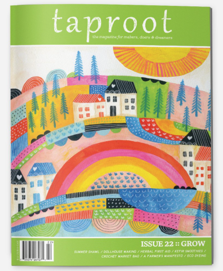 Taproot Magazine