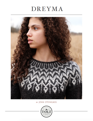 Dreyma Pullover, PDF Download