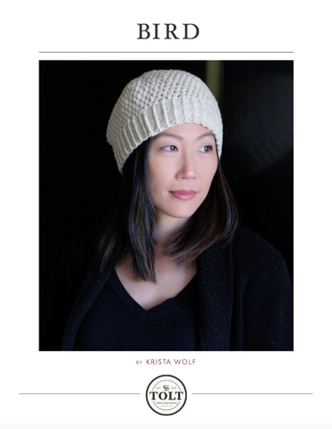 Tolt, Bird Hat Pattern, PDF Download