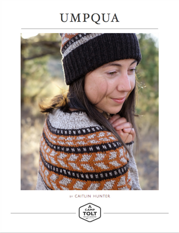 Camp Tolt, Umpqua Sweater, PDF Download