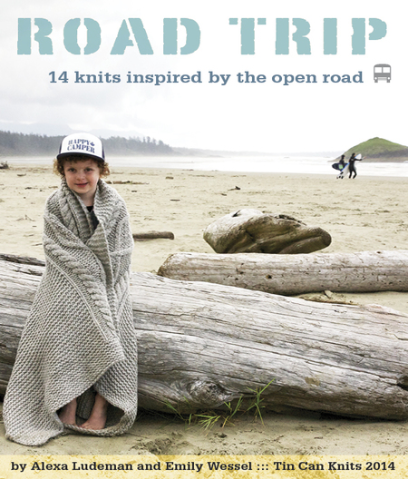 Road Trip, by Tin Can Knits