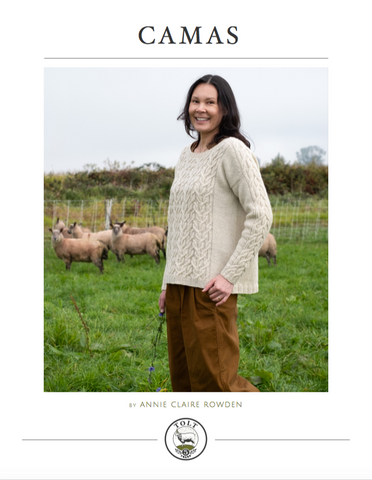 Camas Sweater, PDF Download