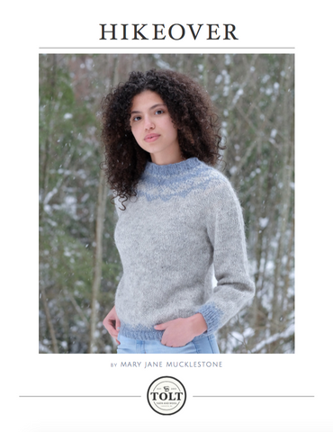 Hikeover Sweater, PDF Download