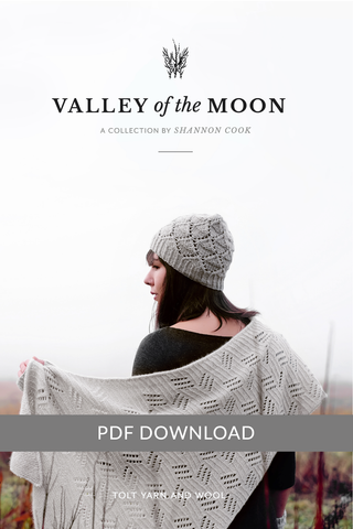 Valley of the Moon Pattern Collection, PDF Download