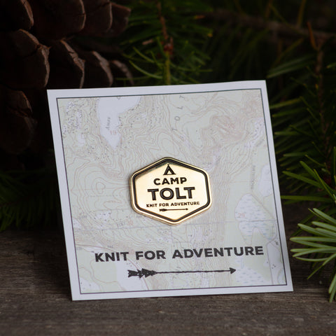 Camp Tolt Pin