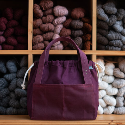 Fringe Supply Co., Town Bag