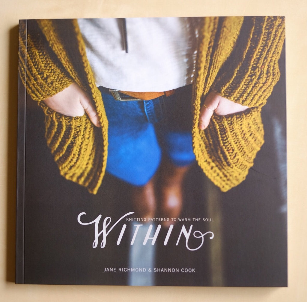 Within, by Jane Richmond and Shannon Cook