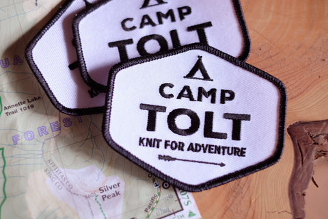 Camp Tolt Patch