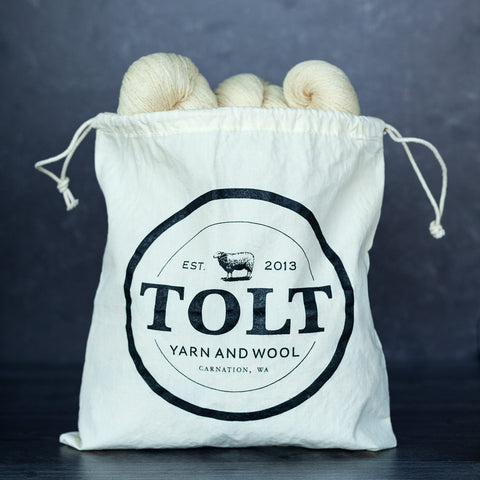 Tolt Logo Project Bag, Anniversary 2019
