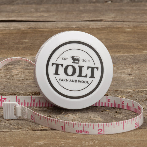 Tolt Tape Measure