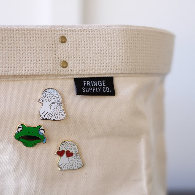 Sheep Pin - Fringe Supply Co