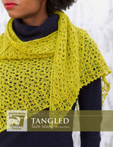 Tangled Lace Scarf