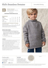 1010 Seamless Sweater