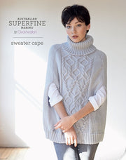 402 Sweater Cape