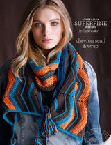 433 Chevron Scarf and Wrap