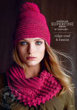 434 Ridge Cowl and Beanie