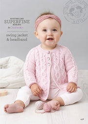 458 Swing Jacket and Headband